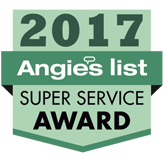 Angies List Award winner